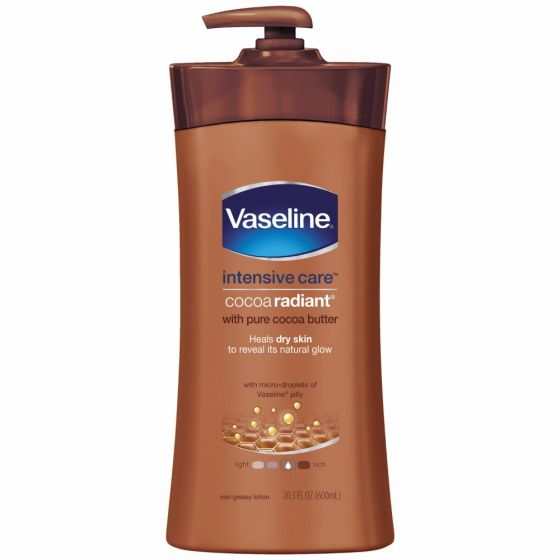 VASELINE Intensive Care COCOA RADIANT 600mL