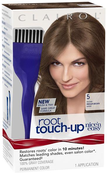 Clairol Root Touch-Up 5 Medium Brown