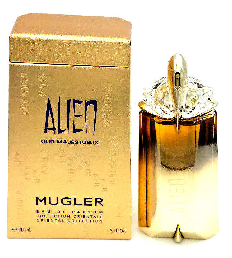 Thierry Mugler Alien OUD Majestic EDP 90mL for Women