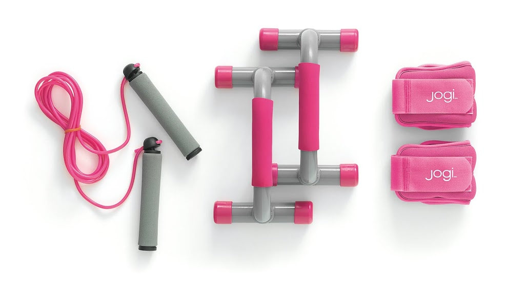 JOGI Workout Kit Set of 5pc