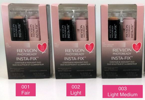 Revlon Photoready Insta-fix Contour & Highlight Duo