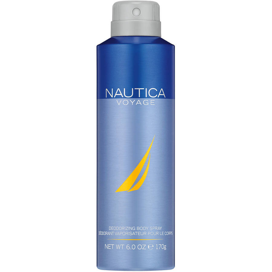 Nautica Voyage Deodorizing Body Spray 170g