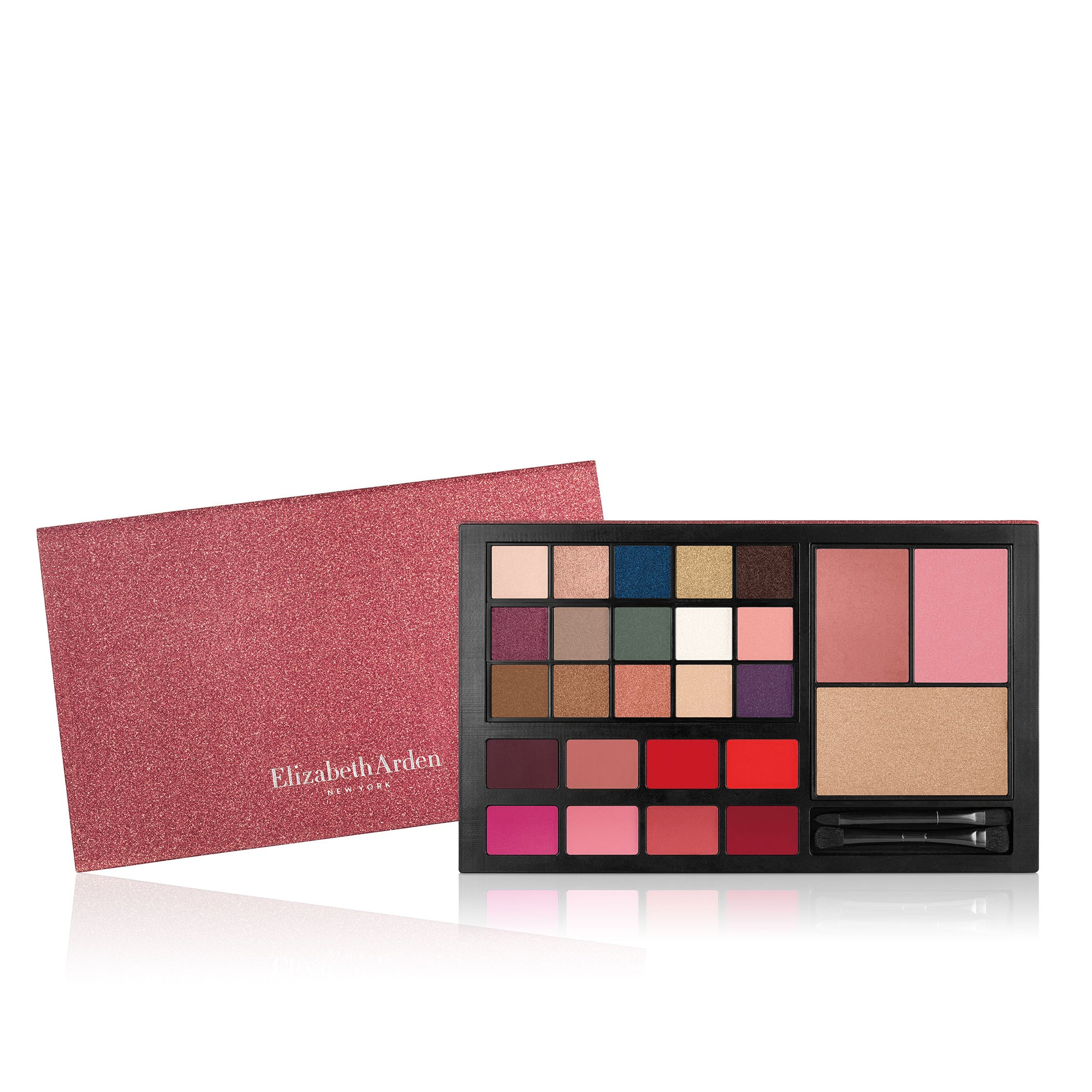 Elizabeth Arden Sparkle and Shine Colour Palette 15 Shadows
