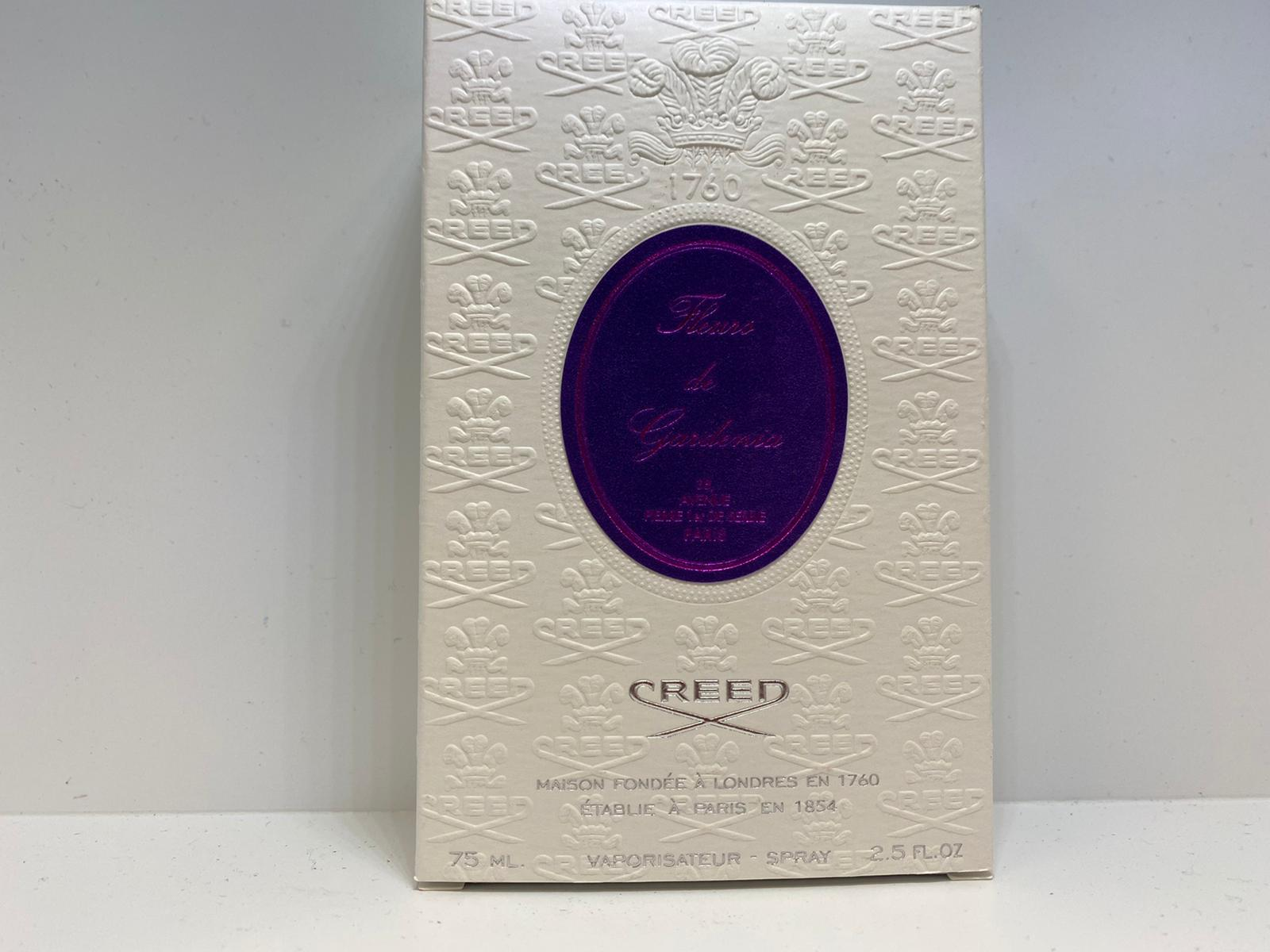 Creed Fleurs de Gardenia 75mL EDP - CURBSIDE PICKUP ONLY