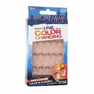 Broadway Fashion Accessories Press-On Nails