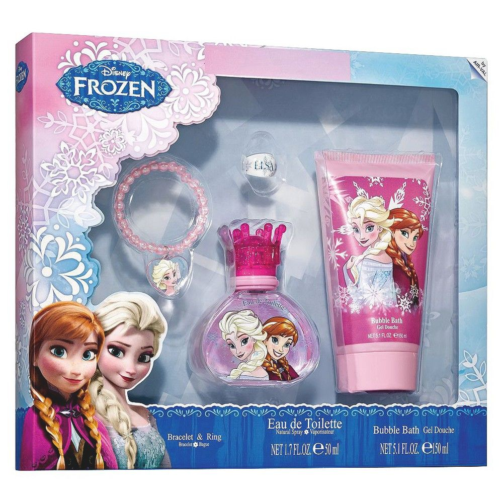 Disney Frozen EDT Gift set