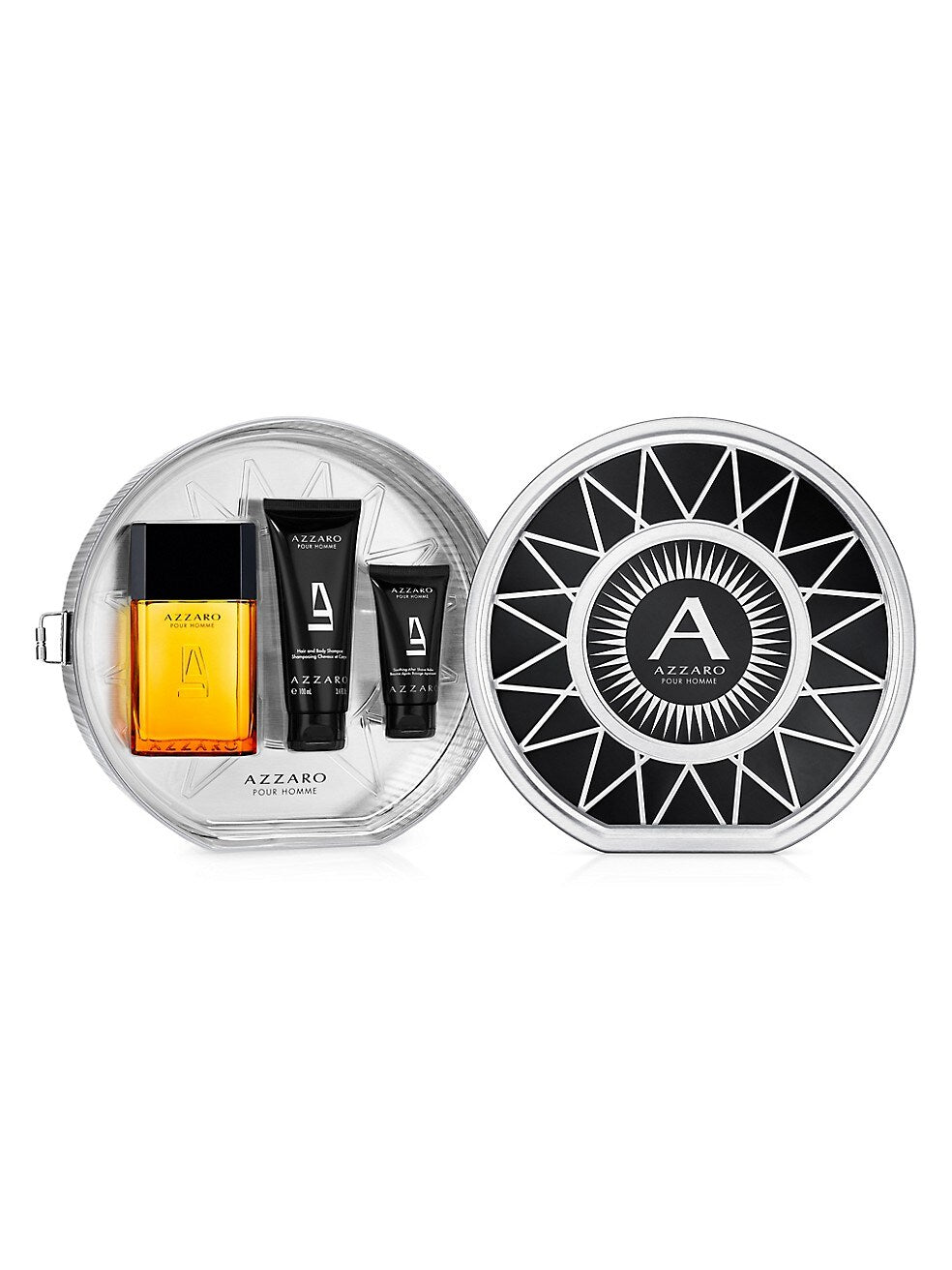 Azzaro Pour Homme 100mL EDT 3pc GIFT SET for MEN