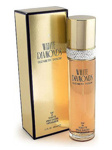 Elizabeth Taylor White Diamonds 100ml EDT WOMEN