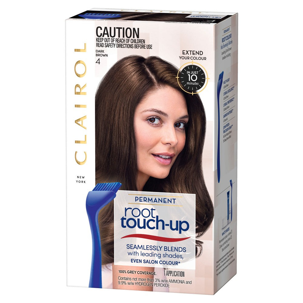 Clairol Root Touch-Up 4 Dark Brown