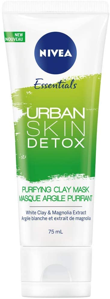 NIVEA Urban Skin Detox Purifying Clay Mask 75mL