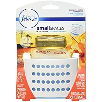Febreze Small Spaces Hawaiian Air Freshener 5.5ml