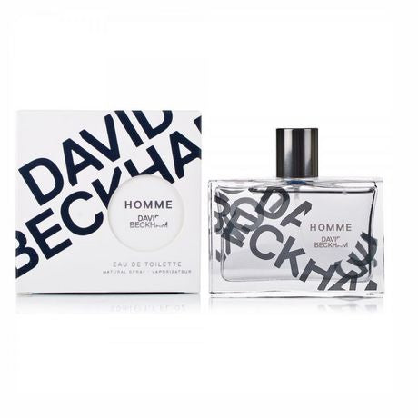David Beckham Homme EDT 75ml MEN
