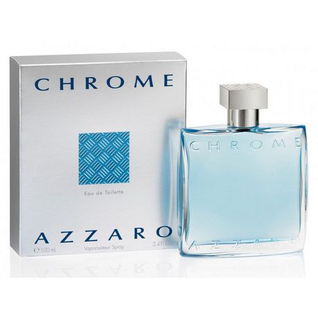 Azzaro Chrome 100mL EDT MEN