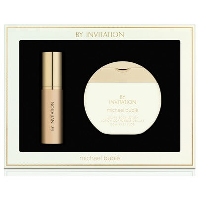 Invitation by Michael Buble Gift Set 30mL for Women