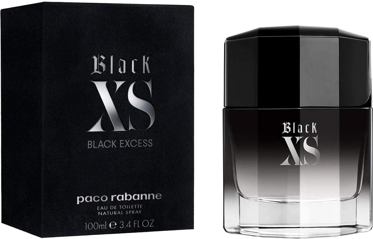 Paco Rabanne Black XS EDT 100ml for Men