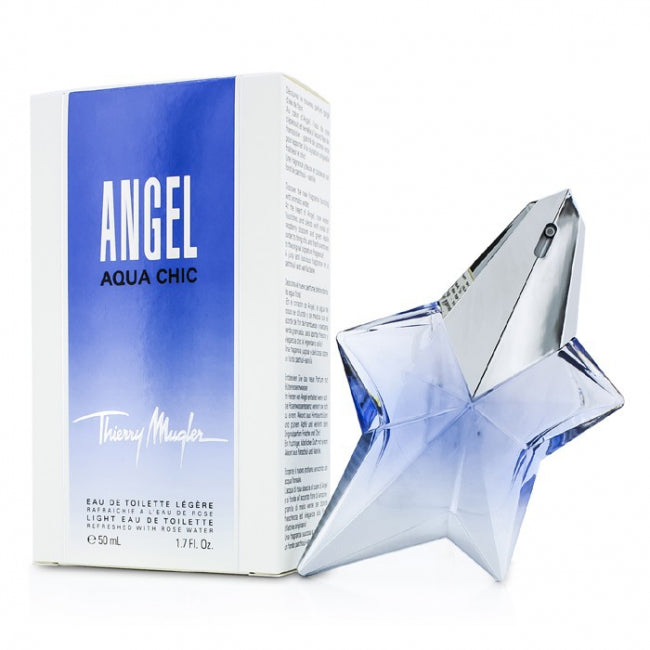Thierry Mugler Angel Aqua Chic Light EDT 50mL WOMEN