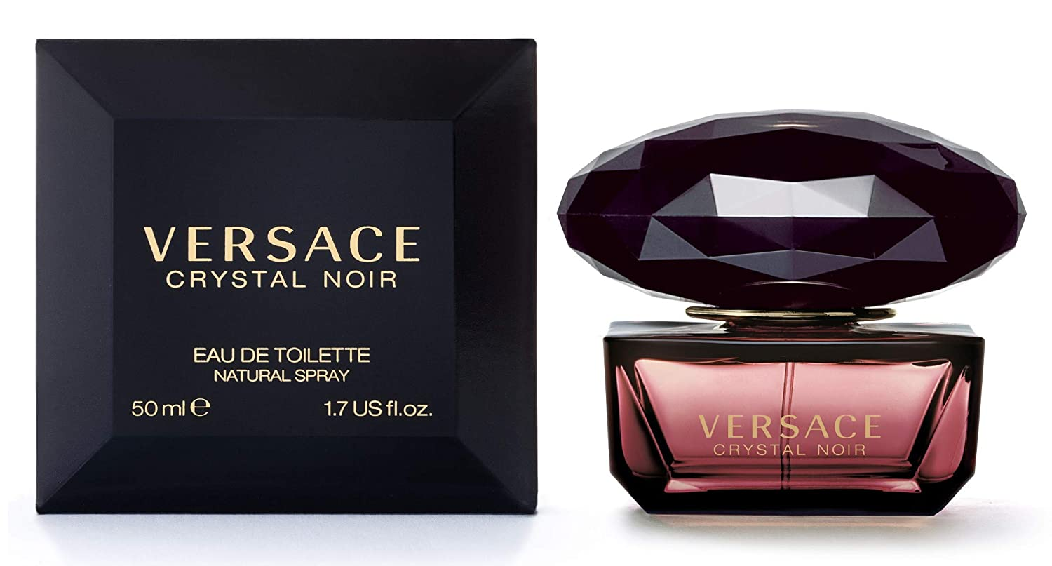 Versace Crystal Noir EDT WOMEN