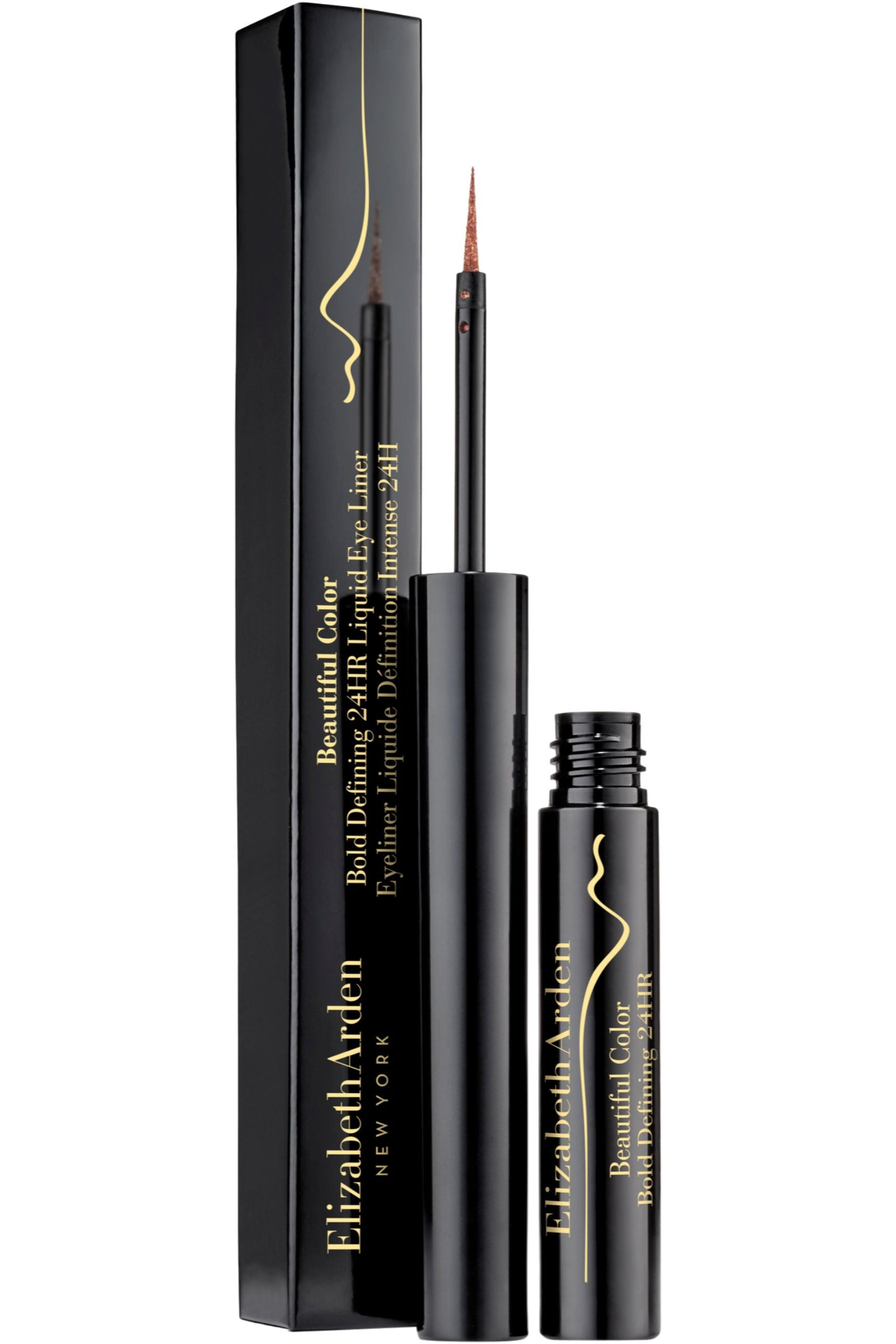Elizabeth Arden Bold Defining 24 Hour Liquid EyeLiner 1.7mL in various shades