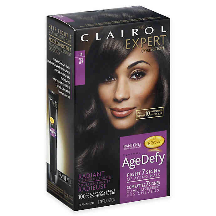 Clairol Hair Colour Age Defy #3