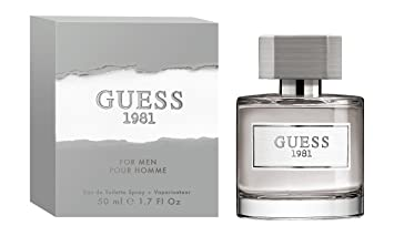 Guess 1981 For Men EDT 100ml MEN