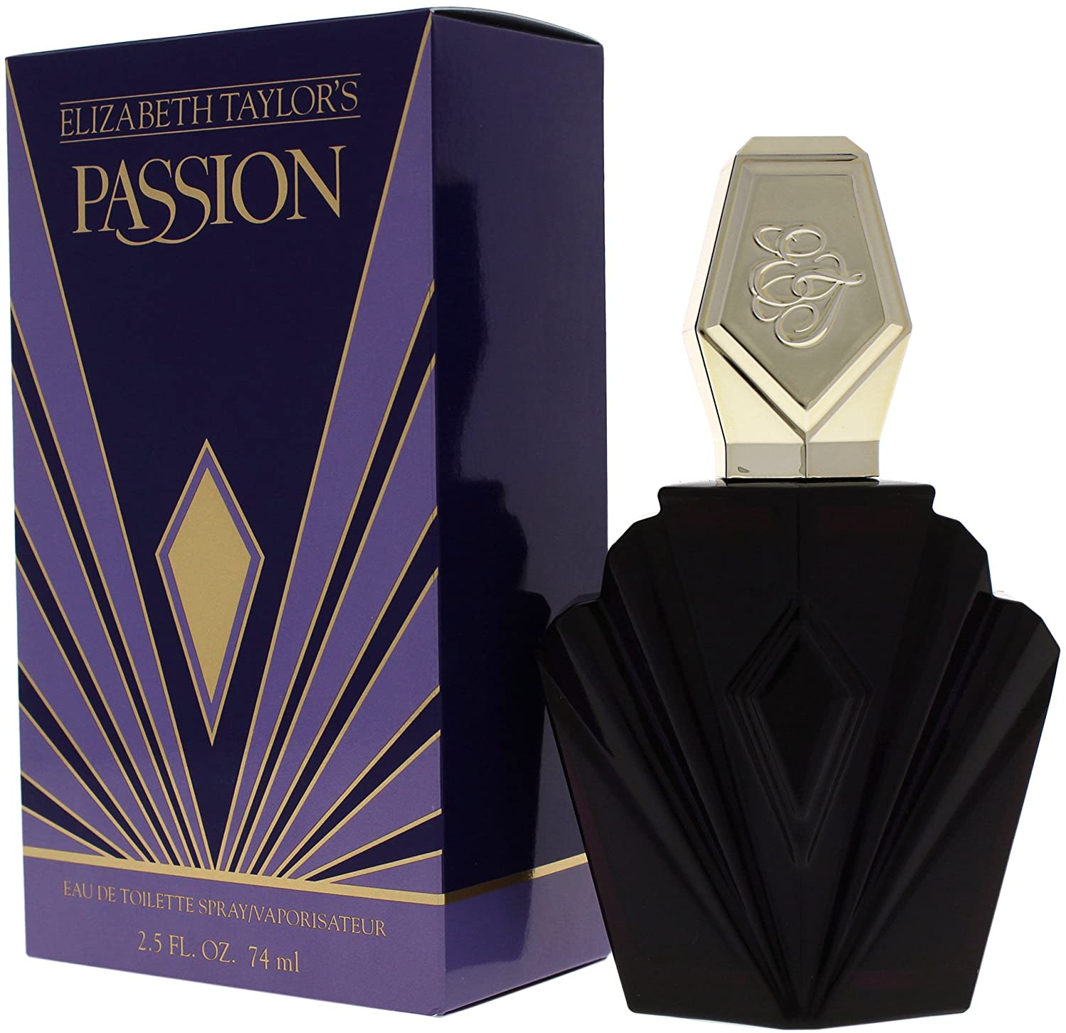 Elizabeth Taylor's Passion EDT 74mL
