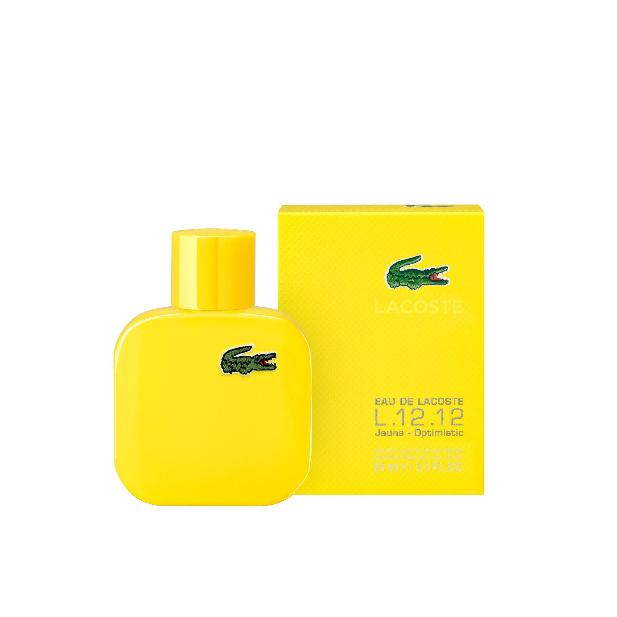 Lacoste L.12.12 Jaune EDT MEN