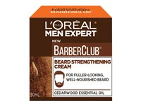 L'oreal Men Expert Barber Club Beard Strengthening Cream 50ml