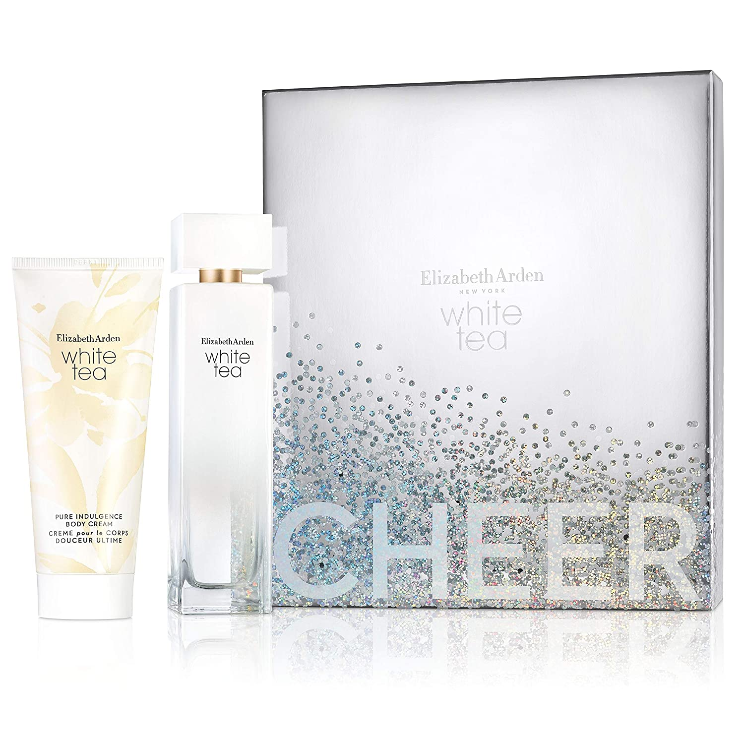 Elizabeth Arden White Tea Gift Set 100mL EDT for Women