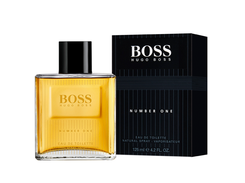Hugo Boss Number One 125ml MEN