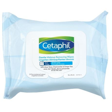 Cetaphil Makeup Remover Wipes