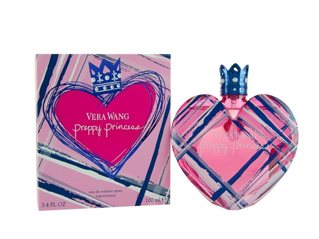 Vera Wang Preppy Princess EDT 100mL WOMEN