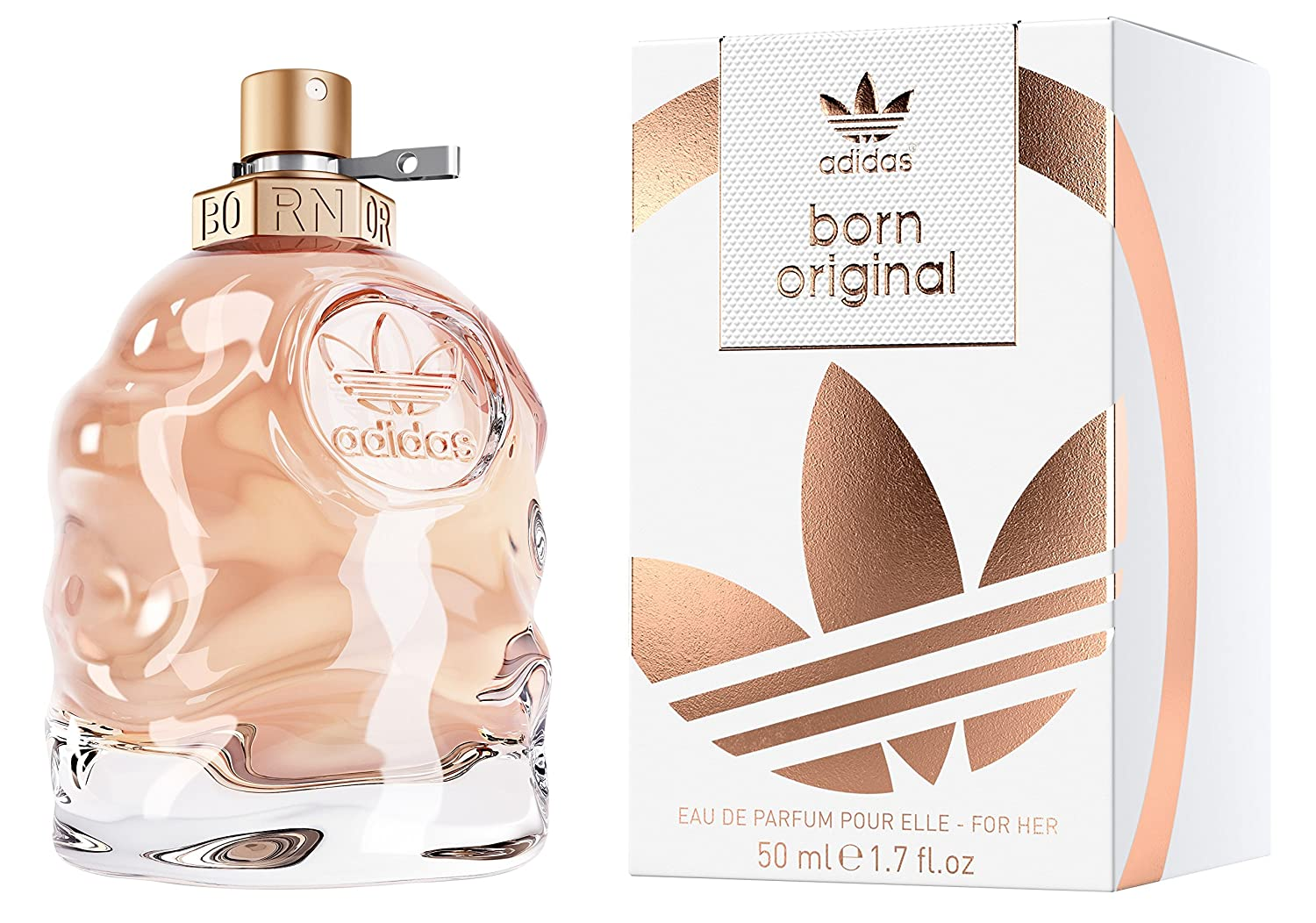 Adidas Born Original 75ml EDP WOMEN