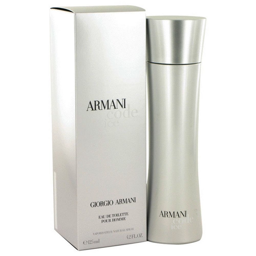 Giorgio Armani Code Ice 125ml EDT for MEN