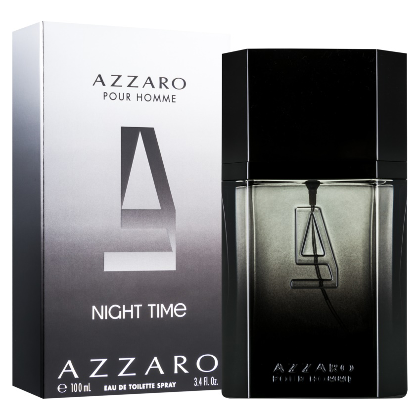 Azzaro Pour Homme Night Time 100mL EDT MEN