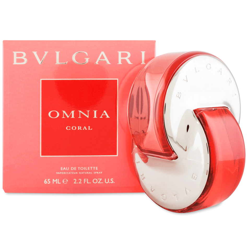 Bvlgari Omnia Coral 65ml EDT for Women