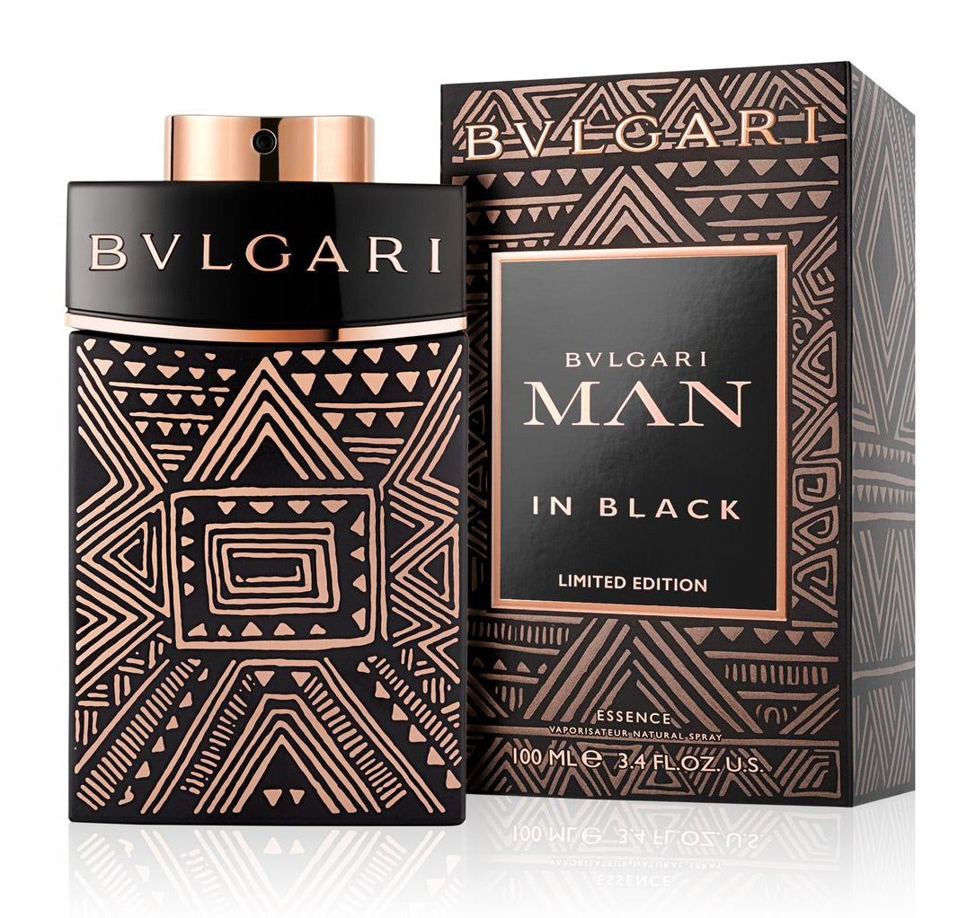Bvlgari MAN in Black Essence Limited Edition 100ML EDP