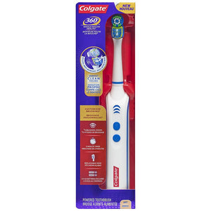Colgate 360 Whole Mouth Health Powered Toothbrush