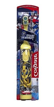 Colgate Transformers Powered Toothbrush