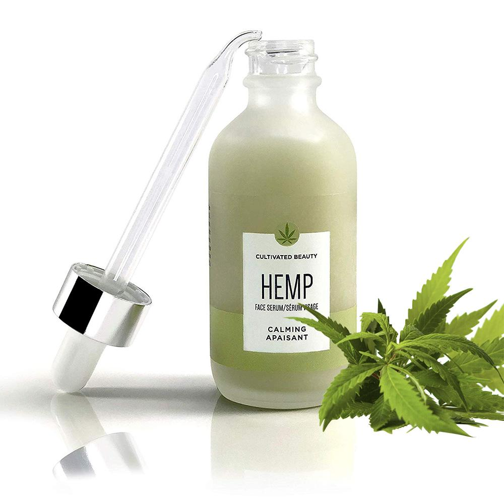 Cultivated Beauty Hemp Face Serum 55ml
