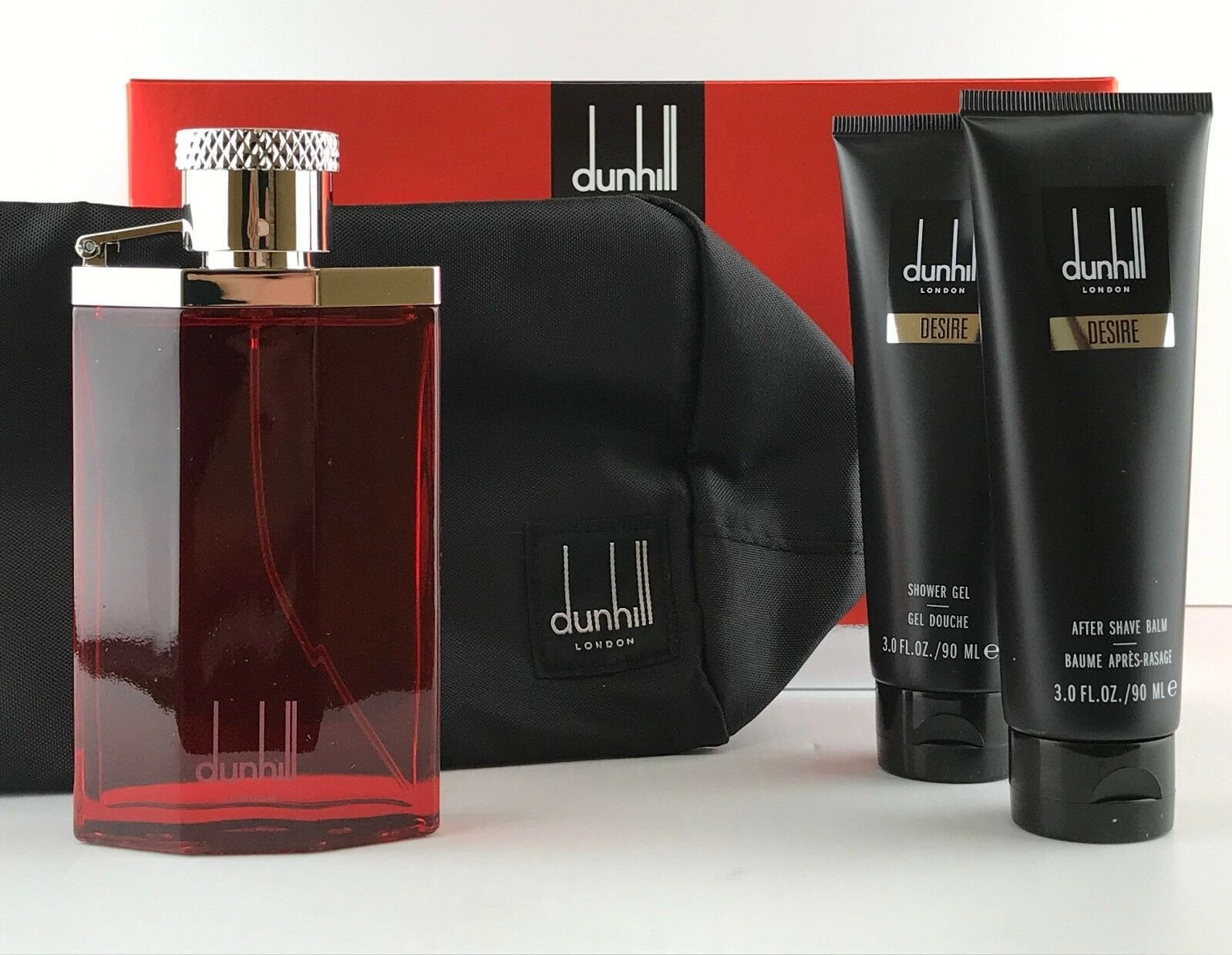 Dunhill Desire Gift Set 4pc 100ml EDT