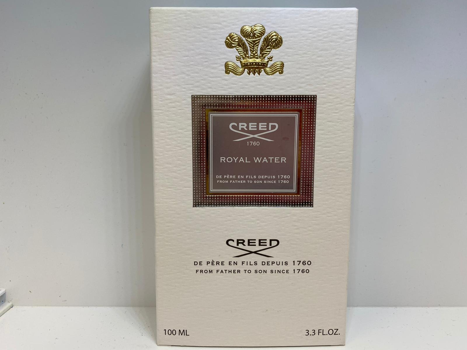 Creed Royal Water 100mL - CURBSIDE PICKUP ONLY