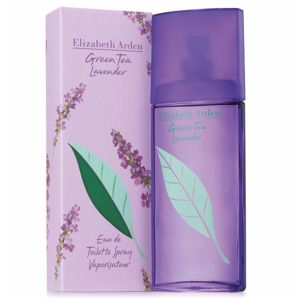 Elizabeth Green Tea Lavender EDT