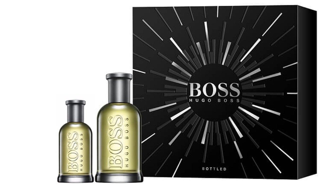 Hugo Boss Bottled Gift Set 2pc 100ml EDT