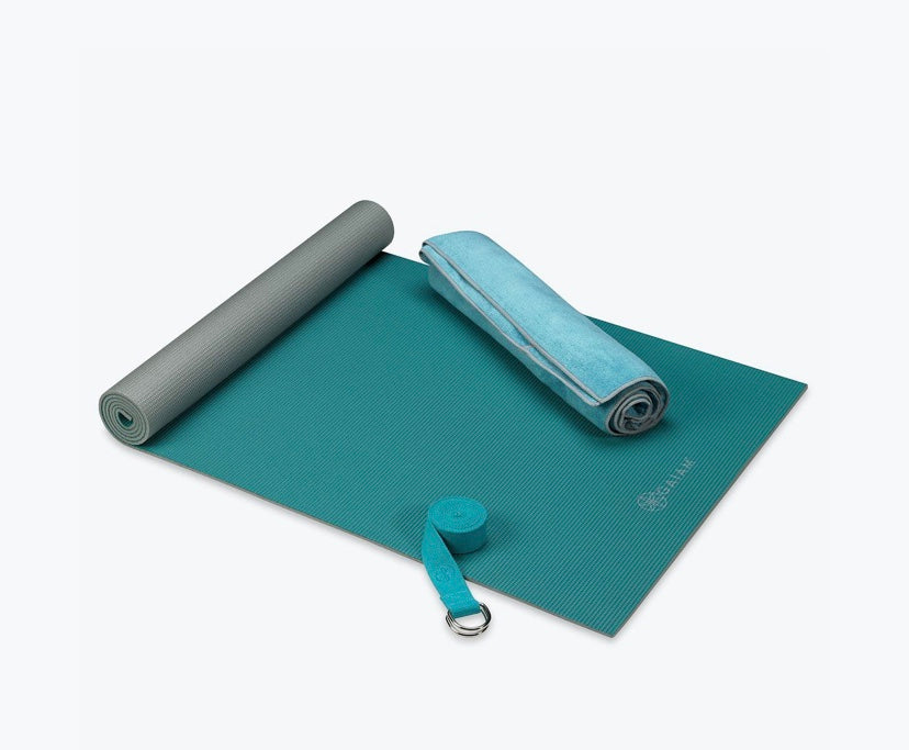 GAIAM Premium Hot Yoga Kit