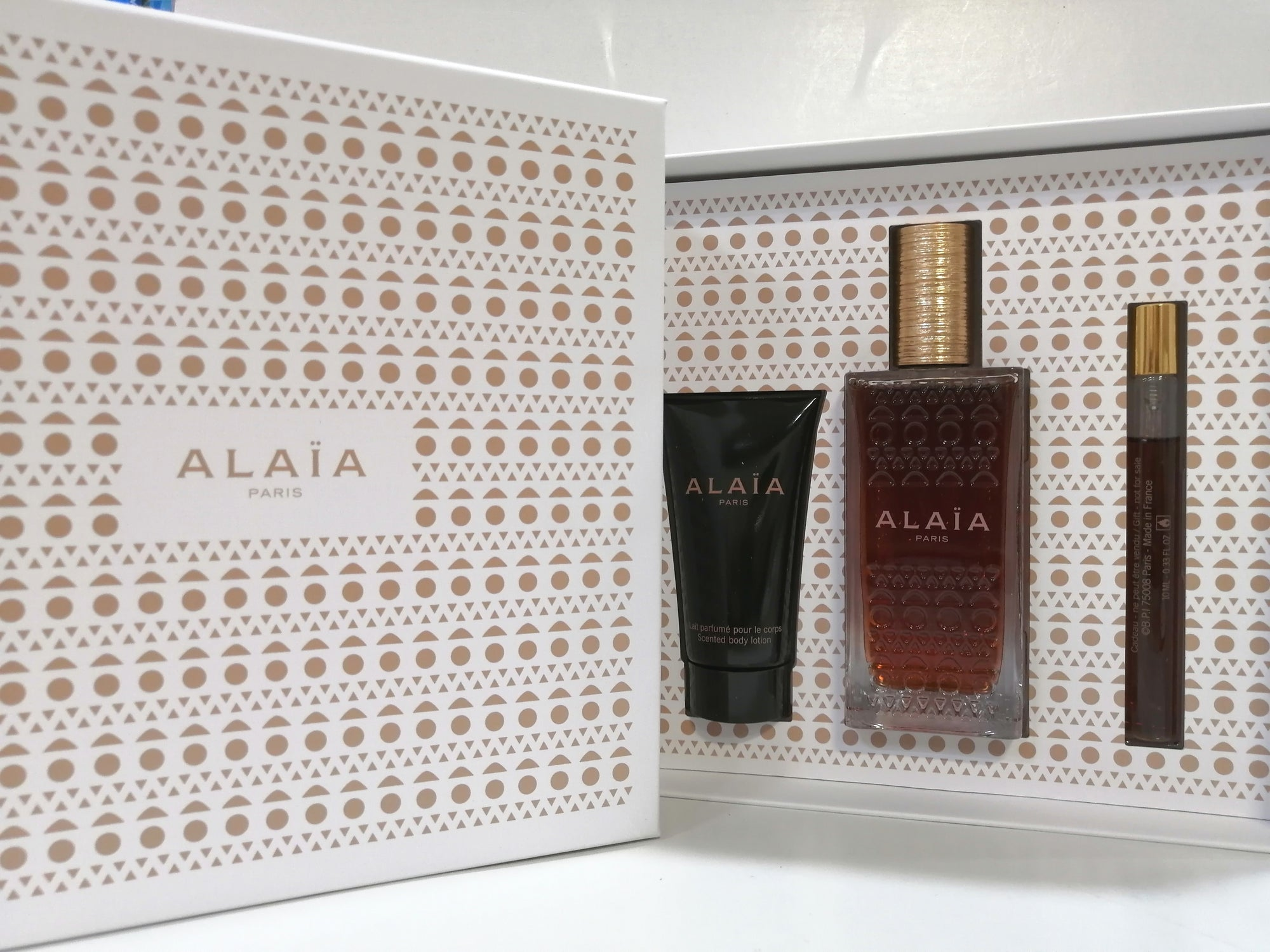 Alaia Paris Blanche 3pc Set 100ml EDP (w/ 10ml & Body Lotion) for Women