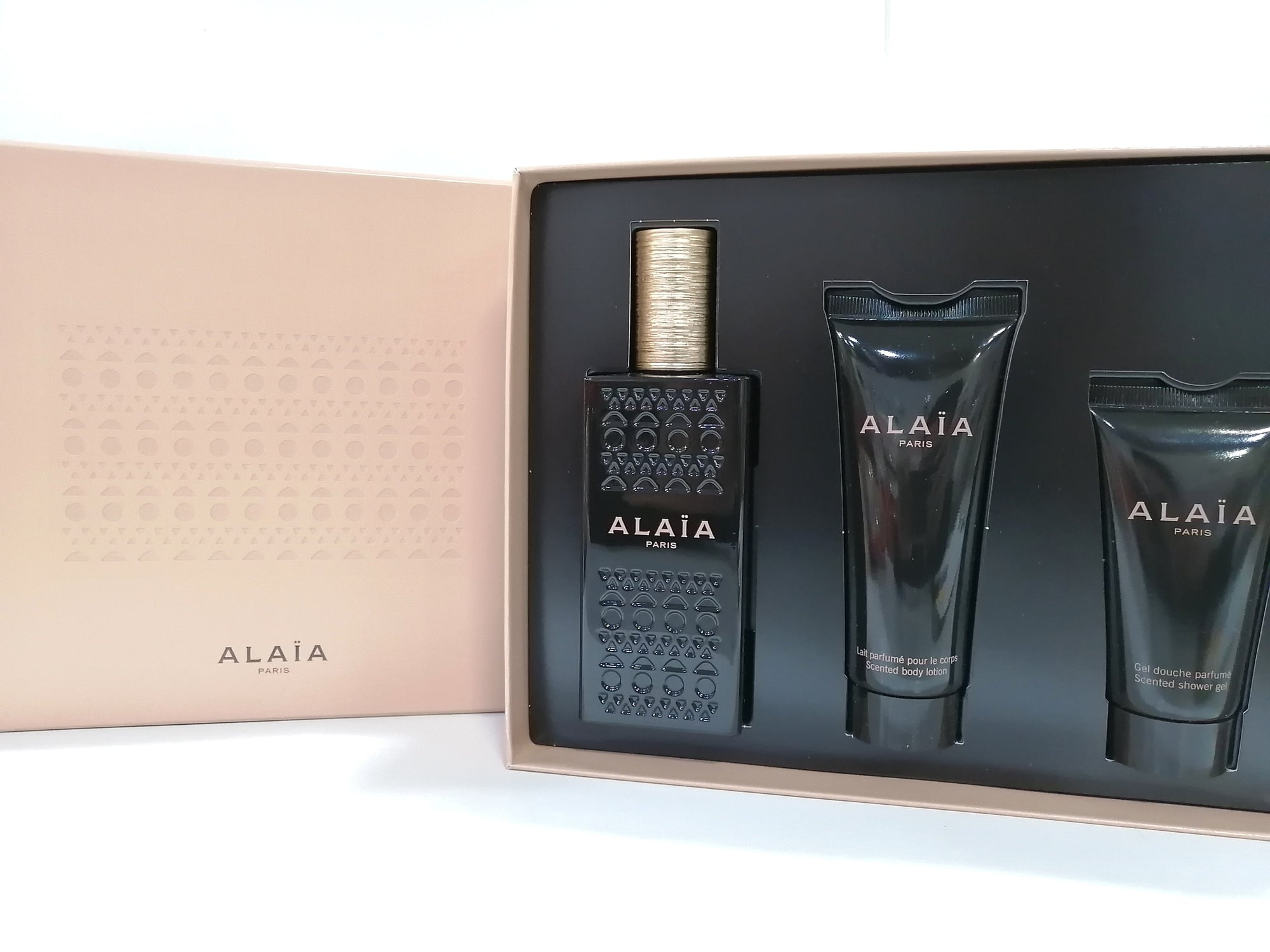 Alaia Paris 3pc Set 100ml EDP (w/ 75ml Body Lotion & 50ml Shower Gel) for Women