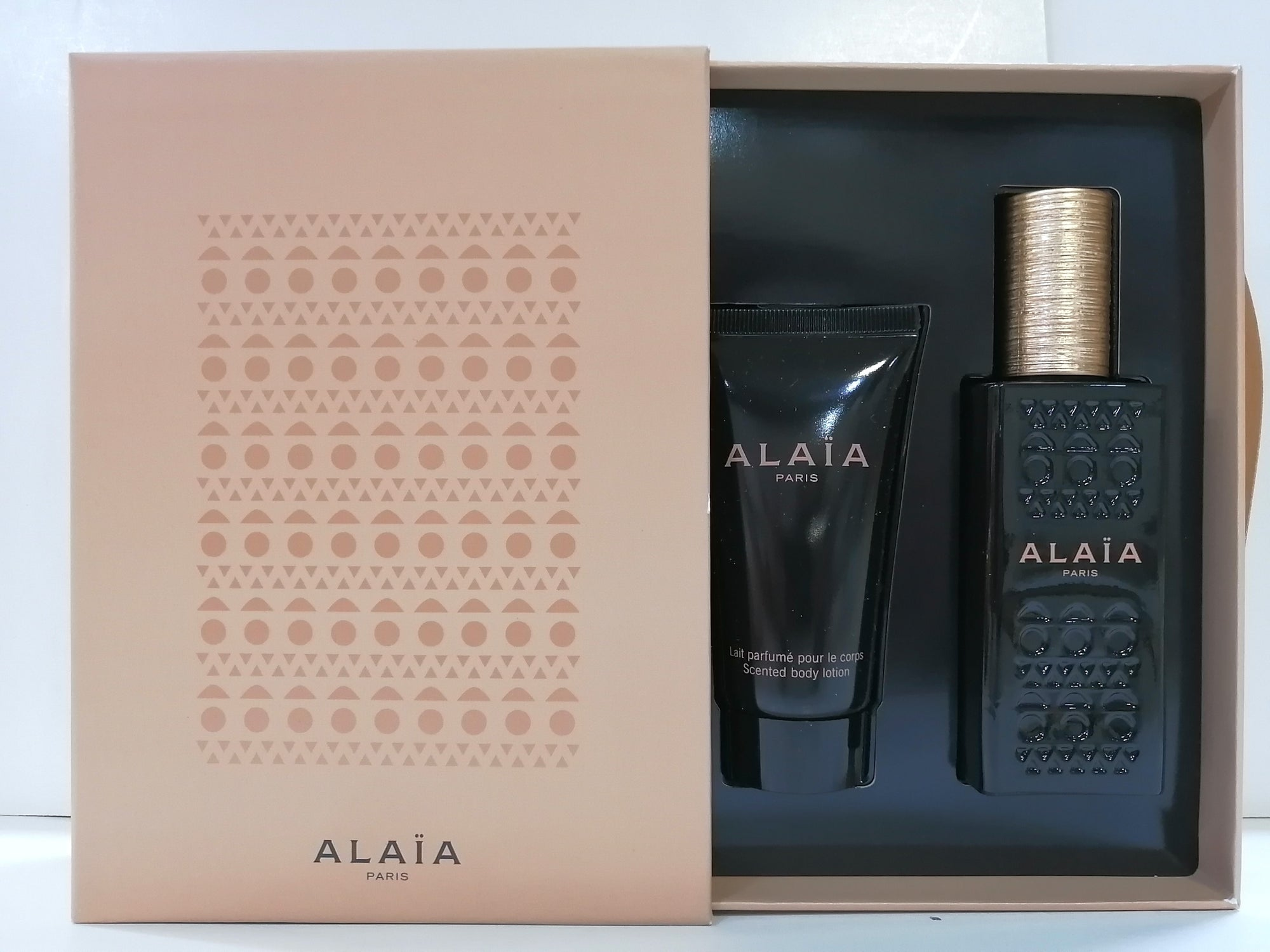 Alaia Paris 2pc Set 50ml EDP (w/ 50ml Body Lotion) for Women