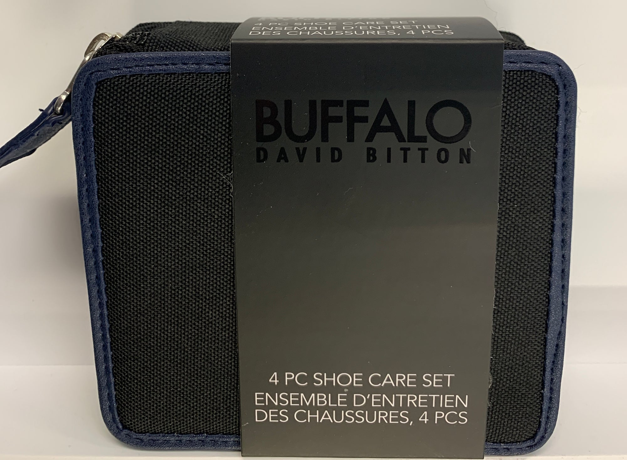 Buffalo David Bitton 4c Shoe Care Set