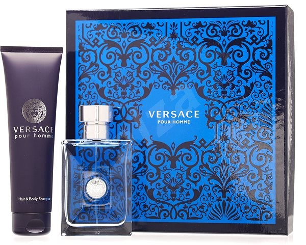 Versace Pour Homme Gift Set 2pc for Men 100mL