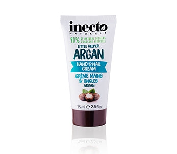 INECTO Naturals ARGAN Hand and Nail Cream 75mL